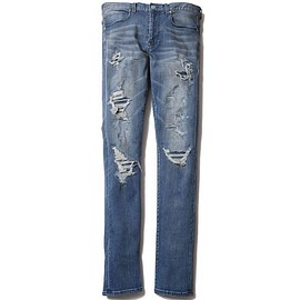 VIRGO - EXPANSION STRETCH DENIM