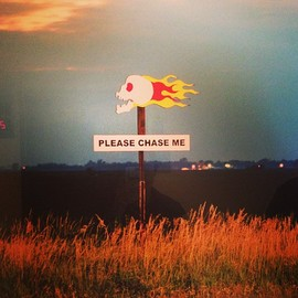 chase me!