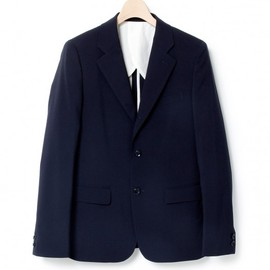 nonnative - OFFICER SUIT JACKET - W/P SERGE STRETCH