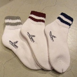UNIVERSAL PRODUCTS - ORIGINAL 3PACKS LINE SOCKS