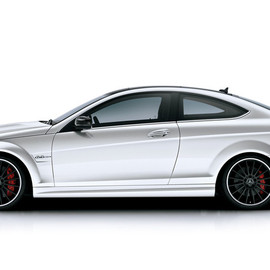 Mercedes-Benz - C63 AMG coupe