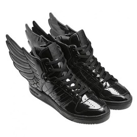 adidas - ADIDAS ORIGINALS BY JEREMY SCOTT JS WINGS 2.0 BLACK/RUNING WHITE