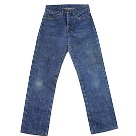 LEVI'S - Vintage 90s Levis 505 Jeans Made in USA Mens Size W28 x L30