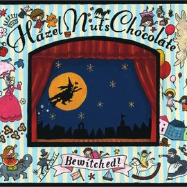 Hazel Nuts Chocolate - BEWITCHED!