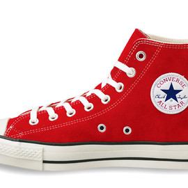 CONVERSE - SUEDE ALL STAR HI MADE IN JAPAN