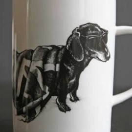 Rory Dobner - Hot Dog Mug