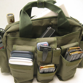 LA Police Gear - LAPG Tactical Bail Out Gear Bag