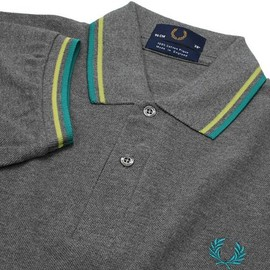 FRED PERRY - Fred Perry ポロシャツ M12N: 服&ファッション小物