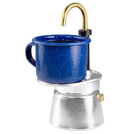 GSI Outdoors - 1 CUP ALUMINUM MINI EXPRESSO