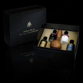 PAÑPURI - EASTERN TOUCH MASSAGE ESSENTIALS KIT