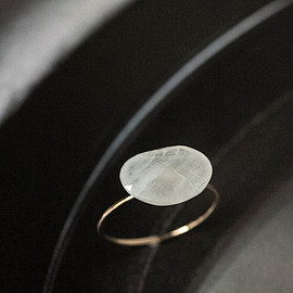 bohem - Loose Stone Collection Blue Moonstone Ring1/K10