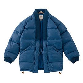 visvim - DOTERA DOWN COAT