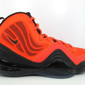 NIKE - NIKE AIR PENNY V SUNBURST/BLACK