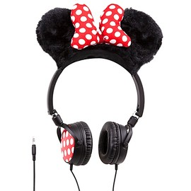 DisneyStore - Minnie Mouse Headphones