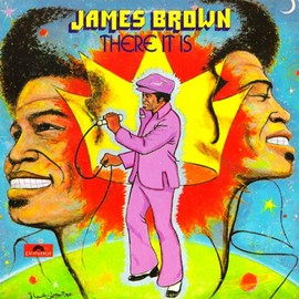 James Brown - JAMES BROWN(LP) THERE IT IS
