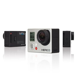 GoPro - HERO3 Silver Edition