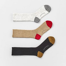 ARTS&SCIENCE - Combi Color Socks
