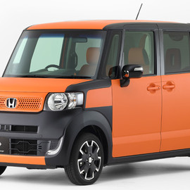 HONDA - N-BOX+ ELEMENT Concept