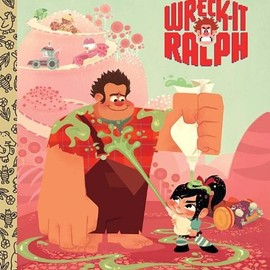RH Disney - Wreck-It Ralph Little Golden Book (Disney Wreck-it Ralph)