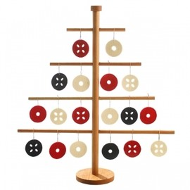 Verso Design - Christmas tree candleholder