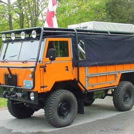 1975 Land Rover 101 FC - 1975 Land Rover 101 FC