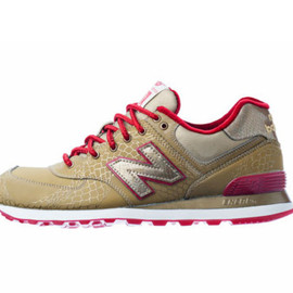 NEW BALANCE  - 574 DRAGON PACK
