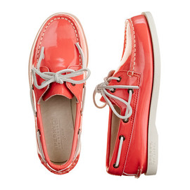 J.CREW - SPERRY TOP-SIDER® AUTHENTIC ORIGINAL PATENT BOAT SHOES