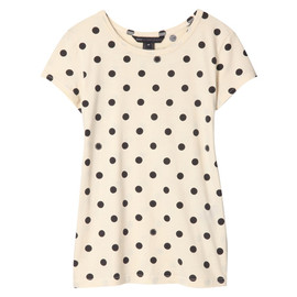 MARC BY MARC JACOBS - HOT DOT JERSEY TEE