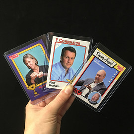 TouchBase - VC Trading Cards