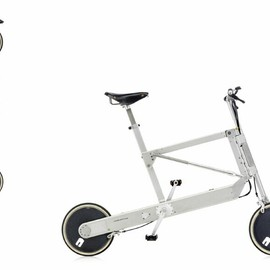 richard sapper - 1998 Sapper Zoom Bike folding bike