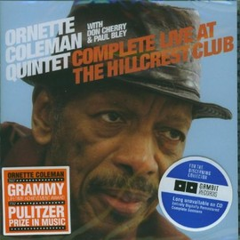 Ornette Coleman - COMPLETE LIVE AT THE HILLCREST CLUB