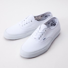 Vans Classic, Rick Griffin - Authentic (white/navy)