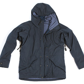 Outlier - Supermarine Soft Core Parka - Black