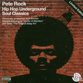 PETE ROCK - Lost & Found Hip Hop Underground Soul Classics