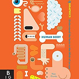 Peter Grundy - Infographics: Human Body