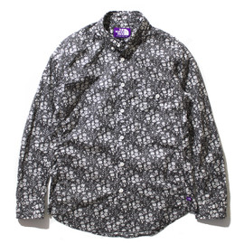THE NORTH FACE PURPLE LABEL - Flower Print Mountain Shirt