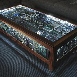 David Maloney - Computer Board Table