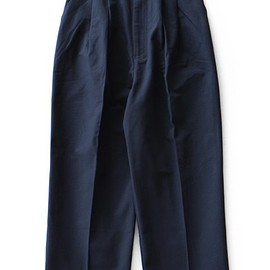 P.A.M. - Tie Up Pike Trousers (navy)