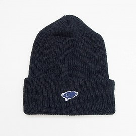 cup and cone - Watch Cap - Navy