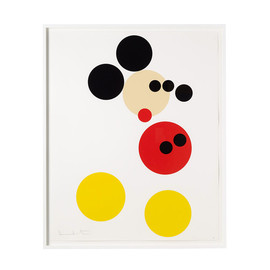 Damien Hirst - Mickey (limited 300)