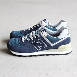 NEW BALANCE - ML574 #navy