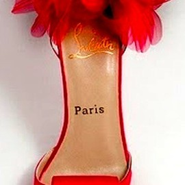 Christian Louboutin - red