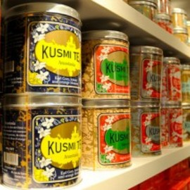 kusmi tea - kusmi tea packaging design