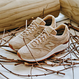 New Balance - ML840 - Tan Suede