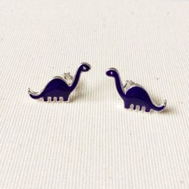 Harumedo - Dinosaur earrings 恐竜ピアス