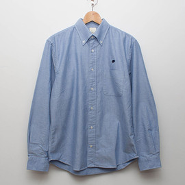 cup and cone - Oxford BD Shirt