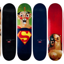 GEORGE CONDO - SUPREME DECK