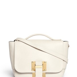 SOPHIE HULME - Mini leather flap bag