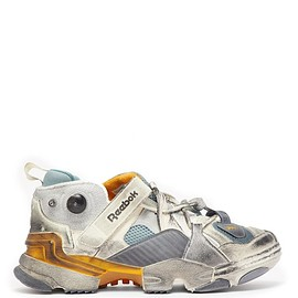 Vetements, Reebok - Genetically Modified trainers