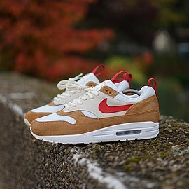 NIKE, theoze - Air Max 1 - Mars Yard Custom
